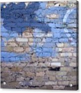 Abstract Brick 3 Acrylic Print