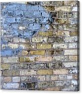 Abstract Brick 6 Acrylic Print