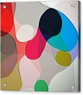 Abstract Collection 020 Acrylic Print