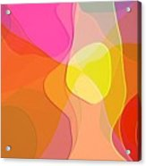 Abstract Collection 021 Acrylic Print