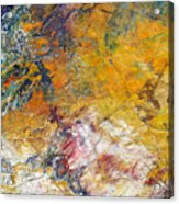 Abstract Composite Acrylic Print