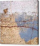 Abstract Concrete 15 Acrylic Print