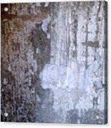 Abstract Concrete 8 Acrylic Print