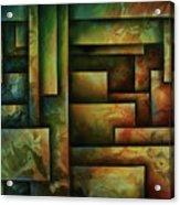 Abstract Design 102 Acrylic Print