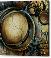 Abstract Design 44 Acrylic Print