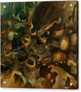 Abstract Design 90 Acrylic Print