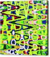 Abstract Dr #6 Acrylic Print