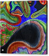 Abstract Dream Acrylic Print