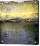 Abstract Dunes 3.0 Acrylic Print