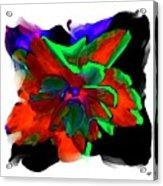 Abstract Elegance Acrylic Print