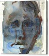 Abstract Face Acrylic Print