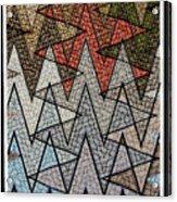 Abstract Floor  Acrylic Print