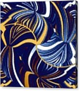 Abstract Fusion 279 Acrylic Print