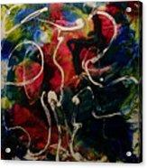 Spirits Moves Me Acrylic Print