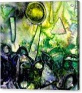 Abstract Landscape IIi Acrylic Print