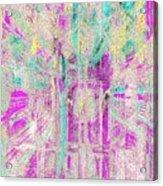 Abstract Lights  Acrylic Print