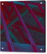 Abstract Line Acrylic Print