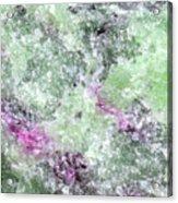 Abstract No 3 Acrylic Print