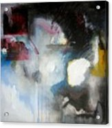 Abstract No 5 Acrylic Print