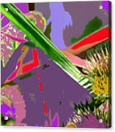 Abstract One Acrylic Print