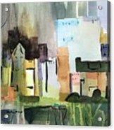 Abstract Opus 5 Acrylic Print