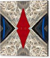 Abstract Photomontage N41p4f175 Dsc7221 Acrylic Print