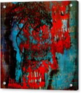 Abstract Play 04 Acrylic Print