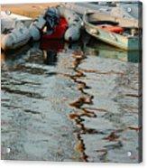 Abstract Reflections Acrylic Print