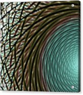 Abstract Ring Acrylic Print