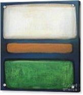 Abstract - Rothko Acrylic Print