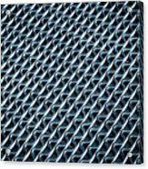 Abstract Rubber And Iron Mat Acrylic Print