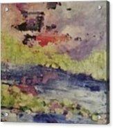 Abstract Series Dreaming Acrylic Print