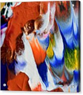 Abstract Series N1015bp Copy Acrylic Print