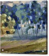 Abstract, Spring Acrylic Print
