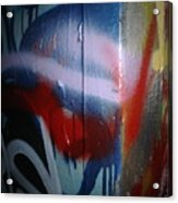 Abstract Urban Art Acrylic Print