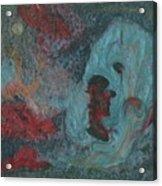 Abstract V Wr Acrylic Print