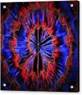 Abstract Visuals - Quantum Mechanical Headache Acrylic Print