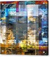 Abstract Wave .. Acrylic Print