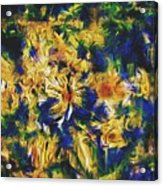 Abstract11-06-09 Acrylic Print