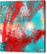 Abstract25 Acrylic Print