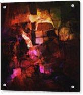 Abstract62 Acrylic Print