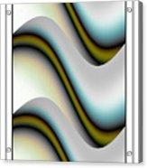 Abstract75 Acrylic Print