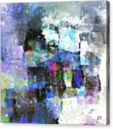 Abstract86 Acrylic Print