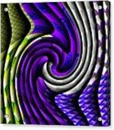 Abstracticalia Swirlia Tessalania Catus 1 No. 1 L B Acrylic Print