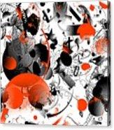 Abstraction 1109 Acrylic Print