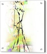 Abstraction 1222 - Marucii Acrylic Print