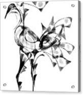 Abstraction 1810 Acrylic Print