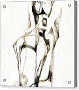 Abstraction 2181 Acrylic Print