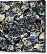 Abstraction 2326 Acrylic Print