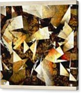 Abstraction 2398 Acrylic Print
